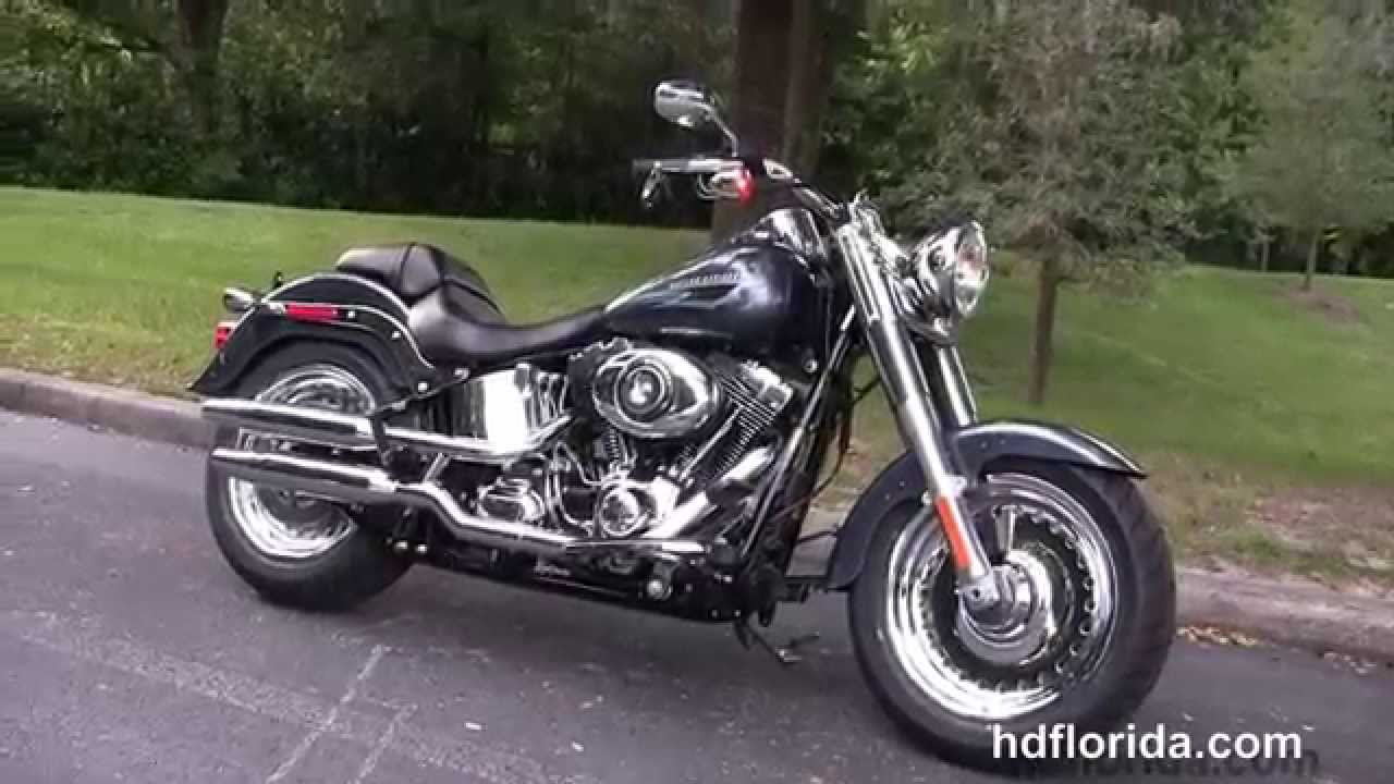 new 2015 harley davidson fatboy motorcycles for sale youtube. Black Bedroom Furniture Sets. Home Design Ideas