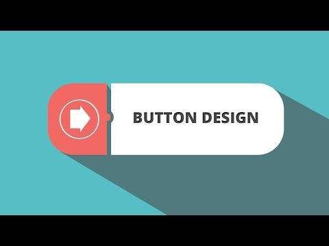 Buttons web design tutorial youtube.