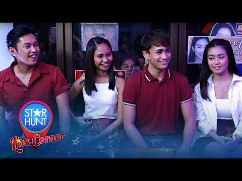 Star Hunt  Corner Hosted by Jem and Emjay with Ashley Yen Tan and Batit  June 26 2019