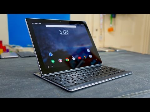 24 Hours with the Google Pixel C