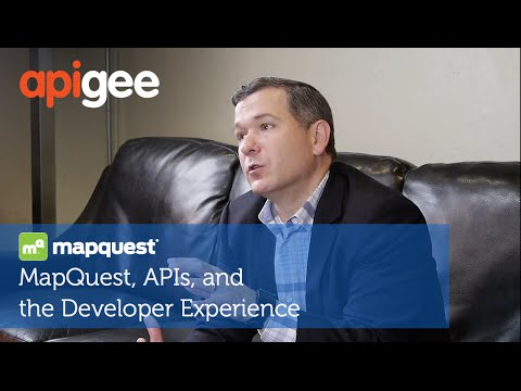 MapQuest, APIs, and the Developer Experience