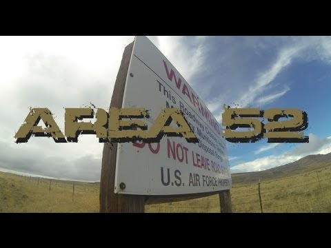 Utah Project- Area 52 Utah- UTTR Lakeside Part 1 - E1S2