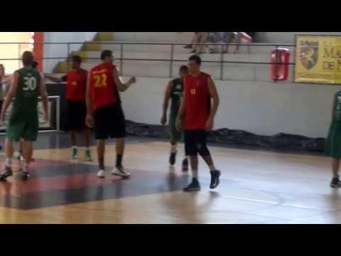 PE BASQUETE - AMERICA/Lindu x Sport Recife