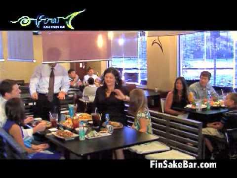 Fin Sushi Saki Bar In Plano TX