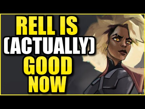 (INSANE COMBOS) THIS IS WHY RELL IS ACTUALLY GOOD NOW! RELL SUPPORT GUIDE S11 – League of Legends