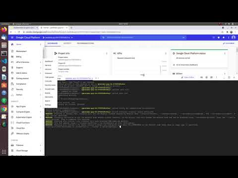 How to Setup Kubernetes Cluster in Google Cloud Using Cloudshell