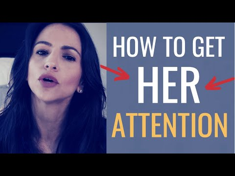 How To Talk To Women & Get Their Attention Using THESE Attraction Buzz Words (2019)