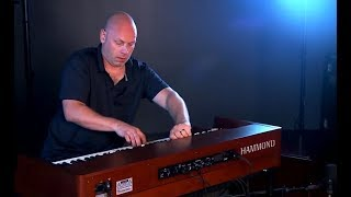 Hammond XK-5 Organ - All Playing, No Talking with Toby Lee Marshall