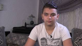 Het verhaal van Ayman: vuurwerk veranderde voorgoed zijn leven