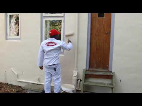 Painting a House Exterior - PRO tips