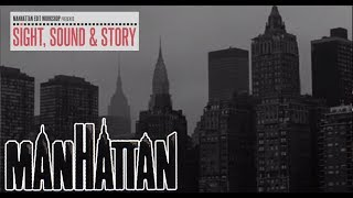 """Editor Susan Morse, ACE Talks About the Difficulty with Beginnings from the Film """"Manhattan"""""""