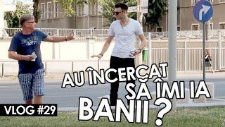 AU INCERCAT SA IMI IA BANII (Vlog #29)