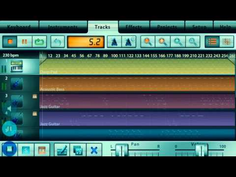 Music Studio 2 Android - Wicked Game MIDI
