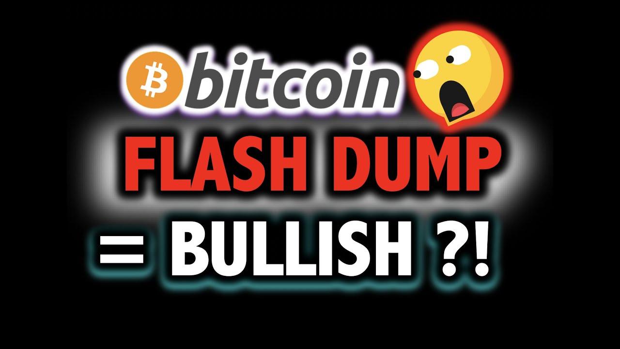 FLASH DUMP!! IS BITCOIN STILL BULLISH?!! ?? Crypto Analysis TA Today & BTC Cryptocurrency Price