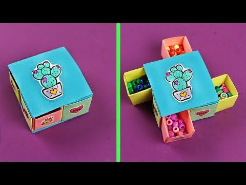 Красивая коробочка для мелочей своими руками