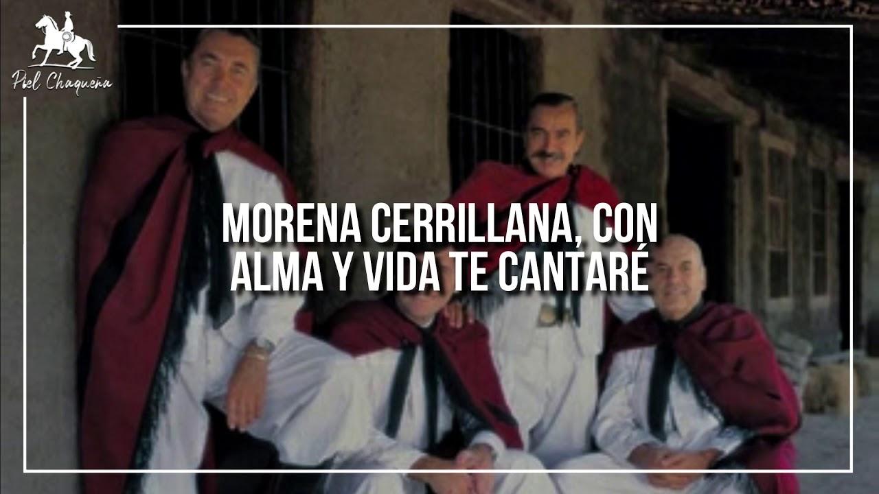 LA CERRILLANA  -  CHALCHALEROS (letra)