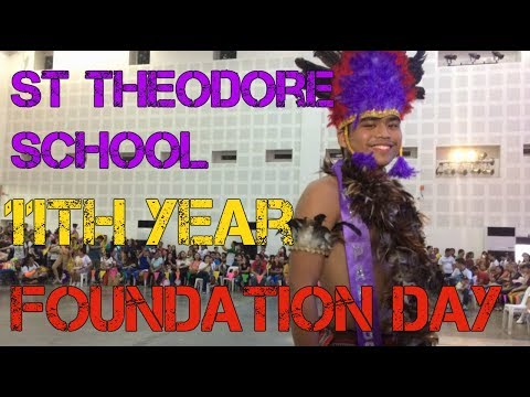 DIFFERENT CULTURAL DANCE IN THE PHILIPPINES (ft st theodore school)