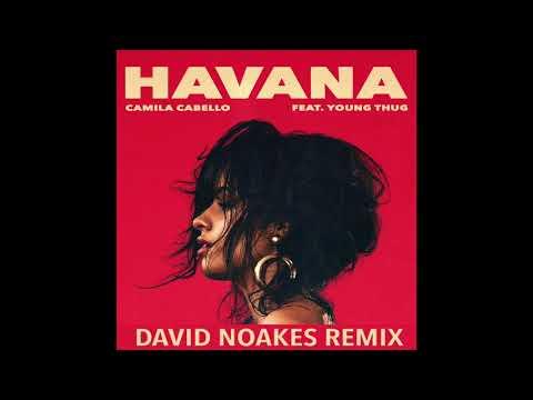 Camilo Cabello Ft Young Thug - Havana (David Noakes Remix)