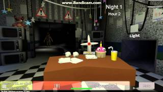 Roblox - The Night Shift - Part 1 - WHYYYYYYYY!?!?!?!? (And what was that sound too xD)