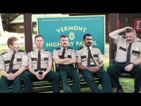 Super Troopers 2 - My personal video from the cast