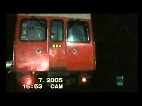 Download Footage of London bombings released