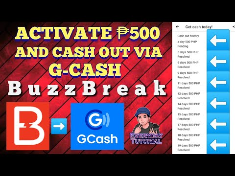 how-to-activate-₱500-cash-out-via-gcash-on-buzzbreak-|-latest-2020-|-tip's-and-tricks