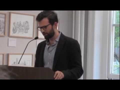 "Larry McGrath: ""Bergson in America."" Maison Française, Columbia University, April 30 2013."