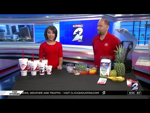 Smoothies At Home With Smoothie King