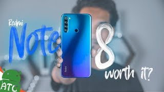 Xiaomi Redmi Note 8 Full Review in Bangla | ATC