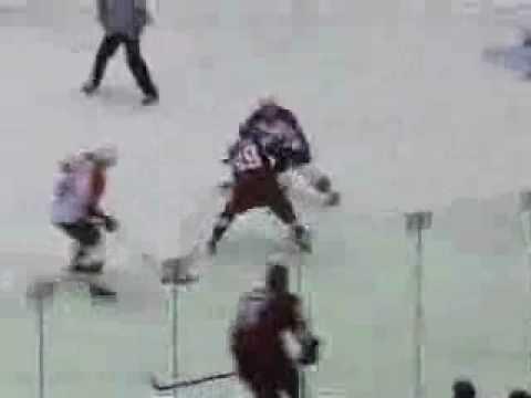 Mikkel Boedker Goal 11-8-08 vs. Florida Panthers