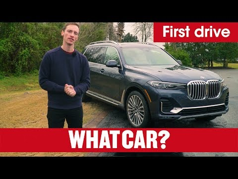 2019 BMW X7 review – BMW's seven-seat SUV tested | What Car?