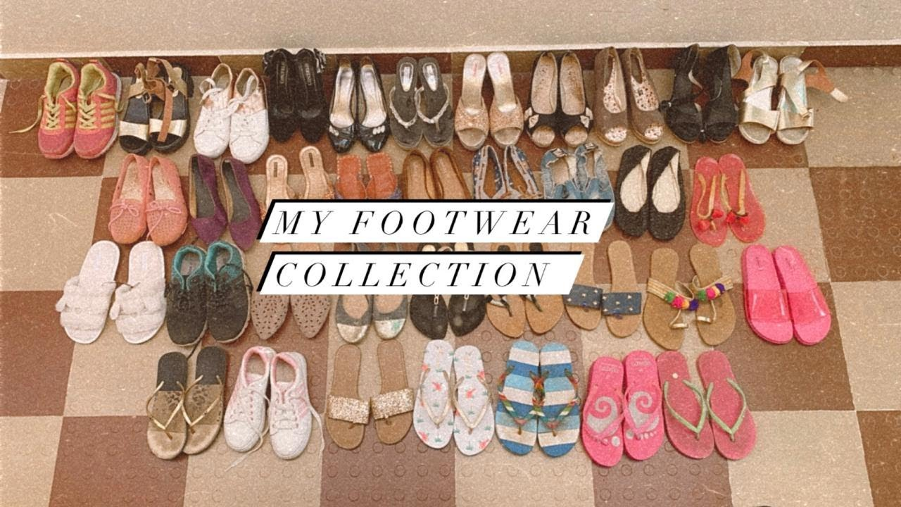 My Footwear Collection 2020 | 30 + Pairs | *Non Branded *  | Ekta Vedant
