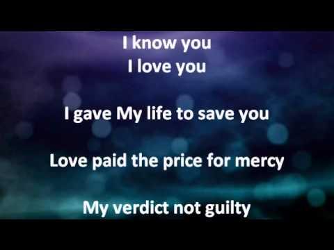 Not Guilty (With Lyrics) - Mandisa