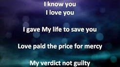 Not Guilty (With Lyrics) - Mandisa