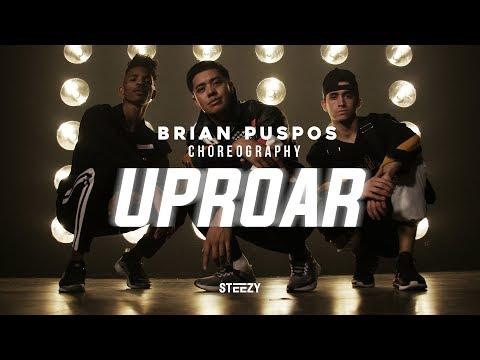 Uproar - Lil Wayne | Brian Puspos Choreography | STEEZY.CO