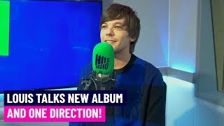 Louis Tomlinson plays for his Rider at Hits Live! | Hits Radio