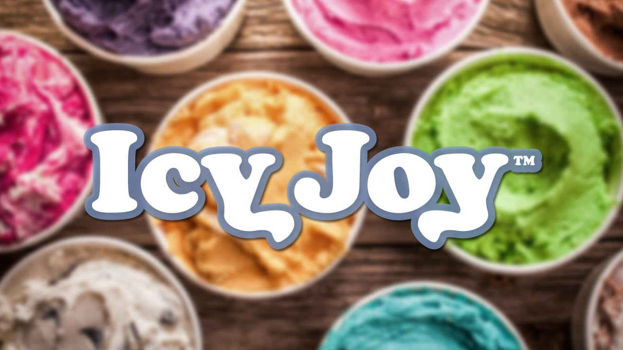 Icy joy mini ice cream maker youtube icy joy mini ice cream maker ccuart Image collections
