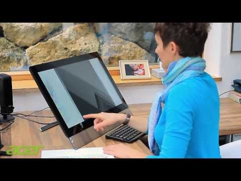 Acer T2 Multi-Touch Monitor