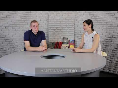 Телеканал АНТЕНА: #ANTENNASTUDIO: Тарас Щербатюк, правозахисник #2