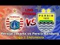 Live Streaming Persija Jakarta Vs Persib Bandung Liga 1 Indonesia