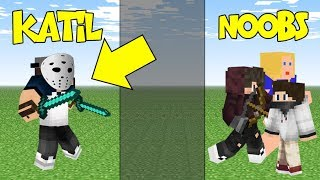 Minecraft Mini Game - Katil Kim ?!?
