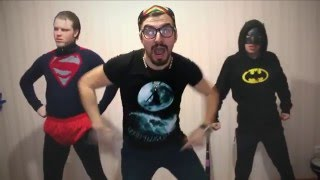 Бэтмен против Супермена (группа BitJet)