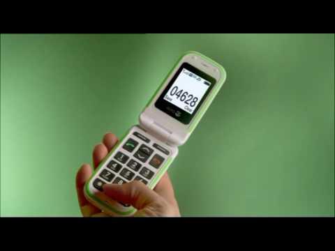 Téléphone Portable Doro 410 GSM