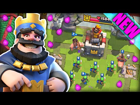 Clash Royale – 3.3 ELIXIR DECK! CHEAP DECK THAT WORKS IN ALMOST EVERY ARENA! Clash Royale Cycle Deck