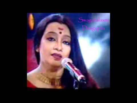 Rangiye diye jao  রাঙ্গিয়ে দিয়ে যাও  Swagatalakshmi Dasgupta