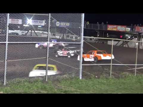 Hobby Stock Amain @ Boone Speedway 04/13/19
