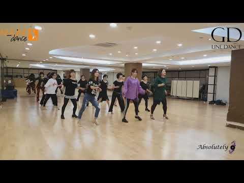 Absolutely - Line Dance (Niels Poulsen)