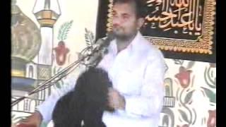 ZAKIR MALIK ALI RAZA KHOKHAR    MAJLIS 26 MAR 2012 AT KOT BAHADAR JALSA ZAKIR BASHIR SALIK