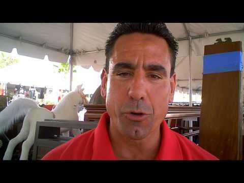 Rick Dees' Celebrity Yard Sale - video thank you n...