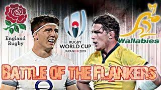 RWC 1/4F ENG v AUS | T.Curry v Hooper